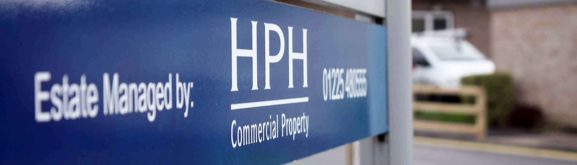 HPH Woodland Sign