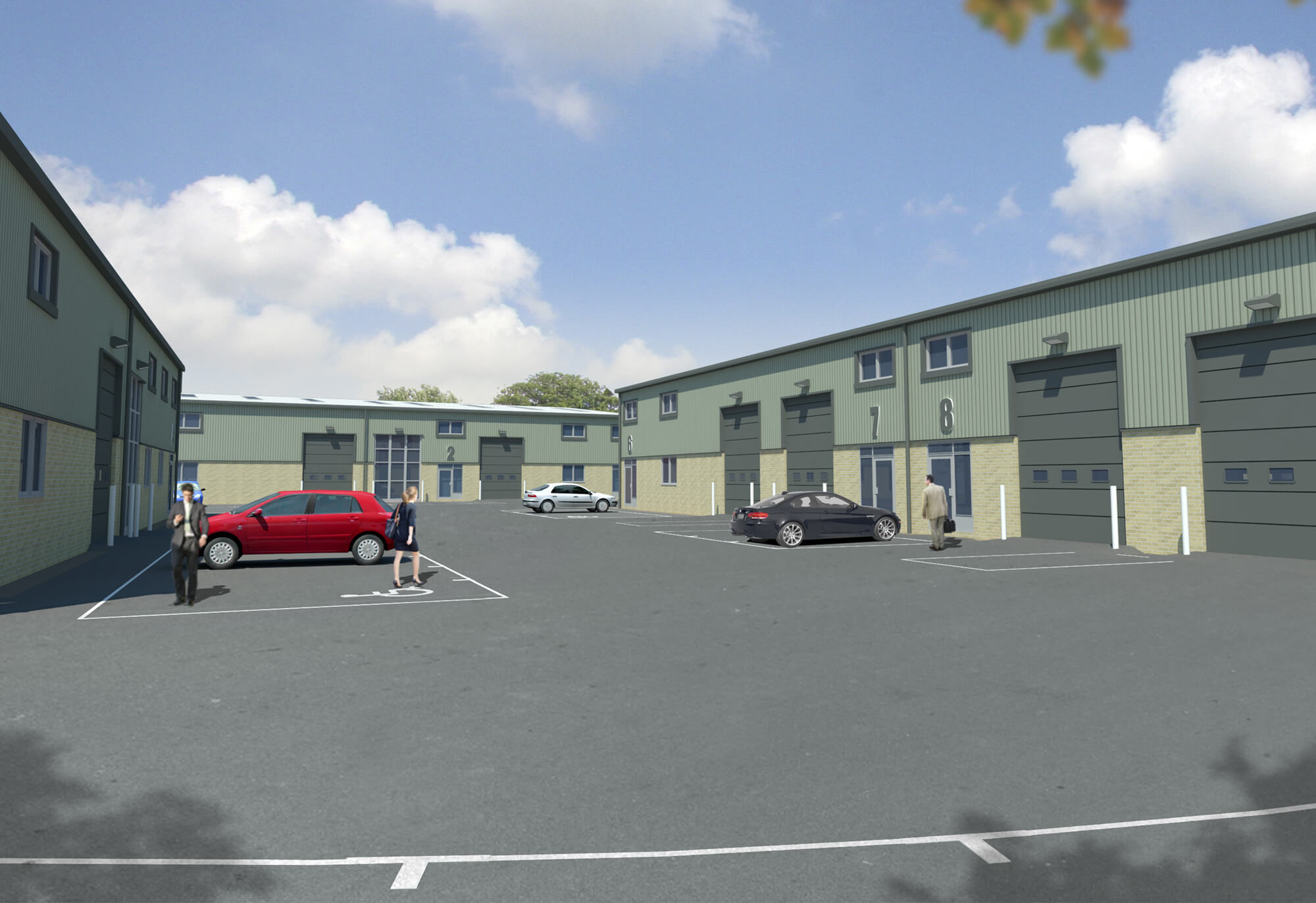 Small businesses to benefit from new Hawke Ridge Business Park